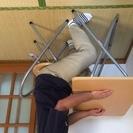 【500円】テーブル・椅子 セット