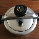 圧力鍋 マツタカ  6L