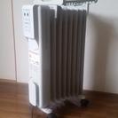 マイコン式オイルヒーター 3~8畳 リモコン付