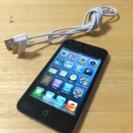 今だけ5,000円!iPod touch 4世代 8GB