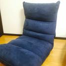 低反発★リクライニングチェア座椅子