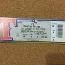 【MLBコレクター向け使用済みチケット】Jun 26,2014 D...