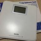 タニタ デジタルヘルスケアメーター 体重計 HD662