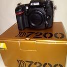 ニコン D7200 ボディ