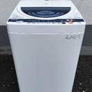 良品 2011年製 6.0kg TOSHIBA 全自動洗濯機 風乾...