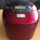 2012年製 TOSHIBA 1升炊き 真空IH炊飯器  かまど炊...