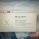 MacBook Air13インチ mid2012