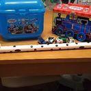 ボックス  音が鳴るおもちゃ 車