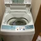 2011年式 日立全自動式洗濯機 色:白