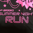 BROOKS Summer Night Run event T-s...