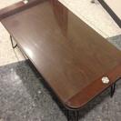 折りたたみ おしゃれローテーブル