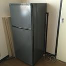 【取引中】NEC冷蔵庫112ℓ 冷凍庫ファン付