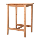 IKEA BJÖRKUDDEN バーテーブル, バーチ