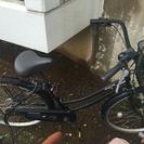 26インチ。サビサビの自転車です。