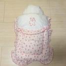 中古⭐︎赤ちゃん ゆりかごの布団 クーハン用