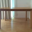 ダイニングテーブル(キズあります)