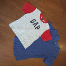GAP  Tシャツ サイズ違いセット