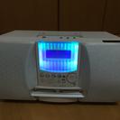 MDラジカセ  ラジオ MDからMDへの録音できます!