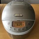 2009年製 サンヨー 1升炊き 圧力IH炊飯器 ブラウン 銅コート暑釜