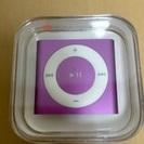 Apple iPod shuffle 2GB パープル MD777J/A