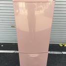 2004年製 162L ナショナル 2ドア ノンフロン冷凍冷蔵庫