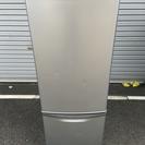 2008年製 165L ナショナル 2ドア ノンフロン冷凍冷蔵庫 ...