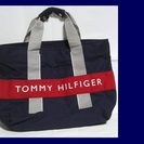 TOMMY HILFIGERのトートバッグL(NVR)