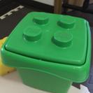 レゴのおもちゃ箱