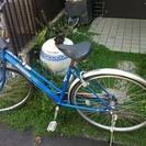 街乗り自転車、ギア3段
