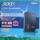NEC Wifiルータ Aterm WG300HP 未開封新品