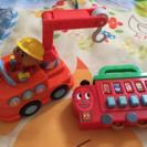 アンパンマンのおもちゃ2点セット☆
