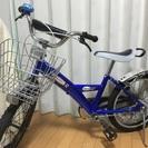 ☆最終値下げ☆18インチ子ども用自転車
