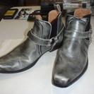 メンズ靴ノーブランド 若干の使用感あり