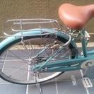 状態の良い中古自転車売ります:ローラーブレーキ・オートライト