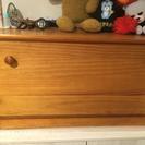 シューズボックス 綺麗な木目調