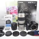 初心者応援●極上品● Canon キャノン EOS KISS X2...