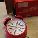 グリコのおまけ☆モーニング娘の時計