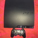 PS3 160G+ソフト3本