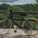<終了しました>クロスバイク 700c 綺麗!