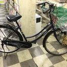[3545]中古自転車 リサイクル自転車 シティサイクル ママチャ...