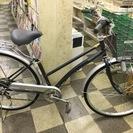 [3546]中古自転車 リサイクル自転車 シティサイクル ママチャ...