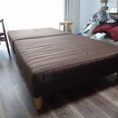 分割できるソファベッド
