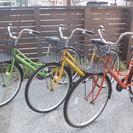 シティサイクル 購入2年