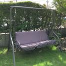 ガーデン用ブランコ 屋根なし