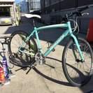 【商談中】おまけ有り Bianchi ビアンキ クロスバイク カメ...