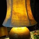 陶器照明 3000円