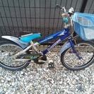 子供用 中古自転車(ブリジストン 18インチ)