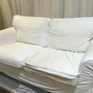 IKEA 二人掛けソファー
