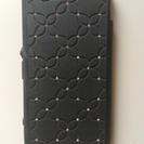 黒ゴム携帯ケース