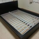 IKEA ダブルベッド